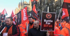 BiFab Joint Trade Union Press Release