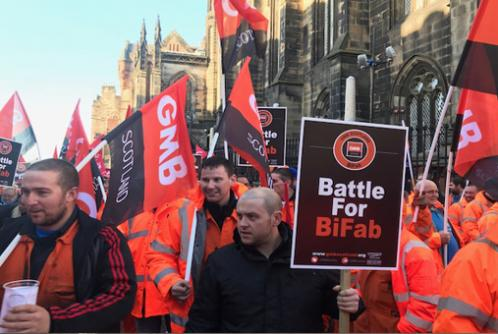 'Dark Day' For Scottish Economy As BiFab Yards 'Effectively Close' Following Latest Redundancies