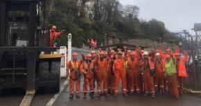 BiFab Joint Trade Union Calling Notice - Battle for BiFab March & Rally