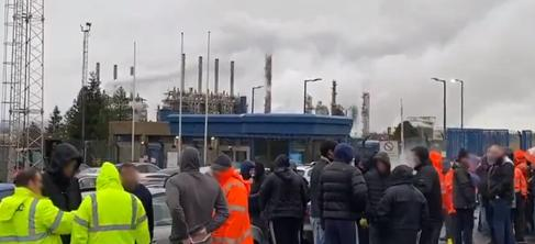 Mossmorran Gas Plant Walkout Resolved After Positive Discussions