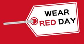 GMB Scotland Proud To Support 'Wear Red' Anti-Racism Drive