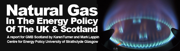 Natural Gas In The Energy Policy Of The UK And Scotland