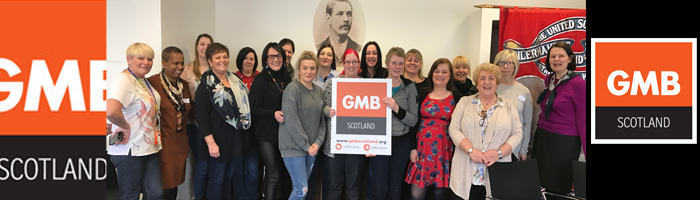 GMB Scotland Women – A Year In Review