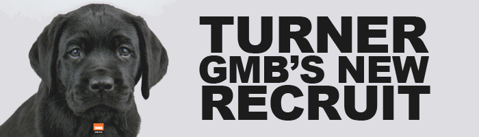Turner - GMB's New Recruit