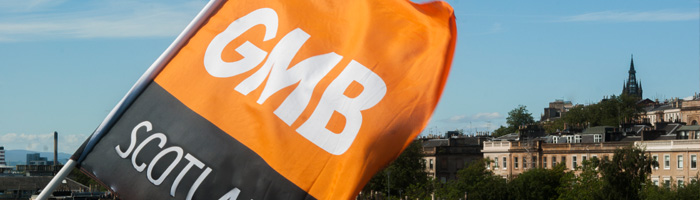 GMB Scotland #TellAmazon